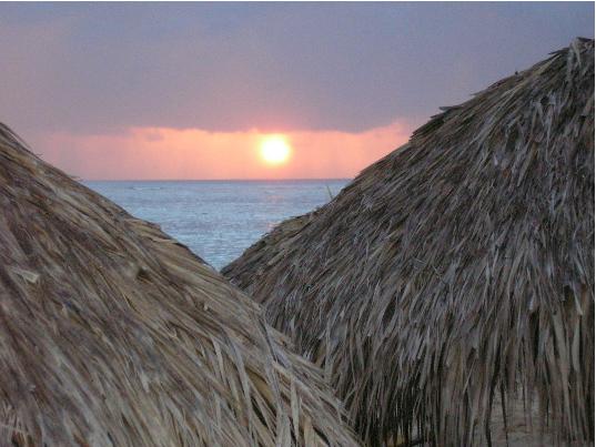 sunrise_over_huts_1